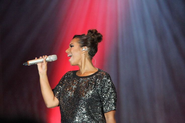 Leona Lewis live at Pine Cliff by Jorge Gomes