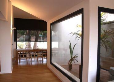 Cortinas plisadas para hoteles | Cortina plisada Bandalux | Mallorca Blinds