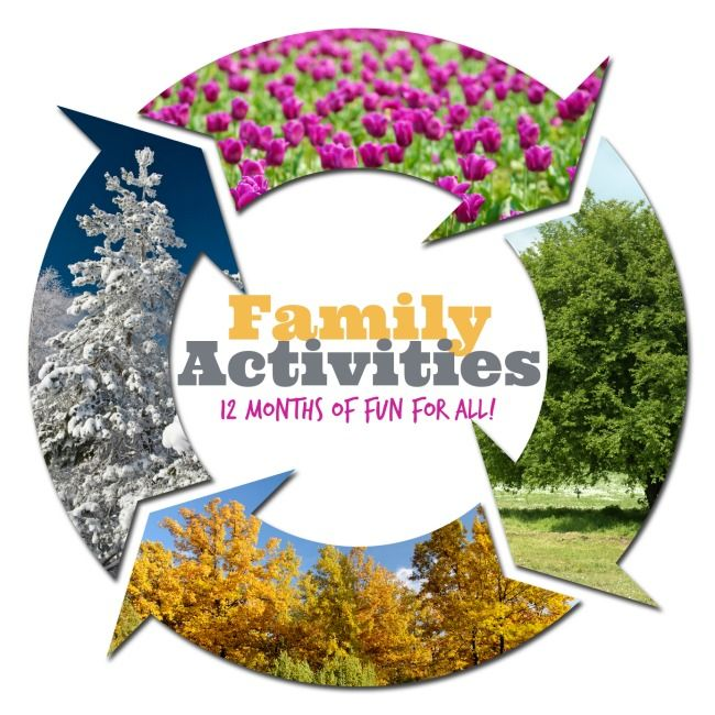 Family Activities for the Whole Year - Kids Activities Blog