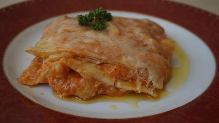 Lasanha de Bacalhau, perfeito para um almoço de domingo !