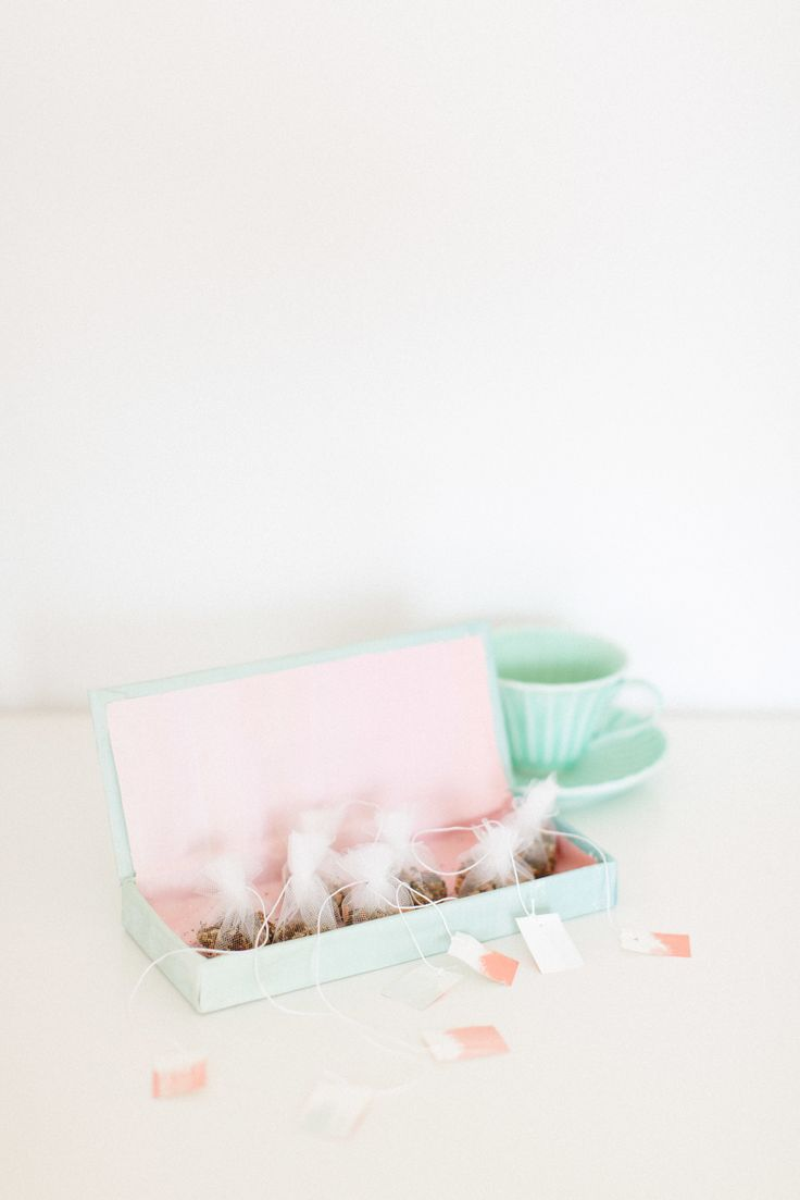 DIY Tea Set // DIY Gifts for Mom by Style Me Pretty Living