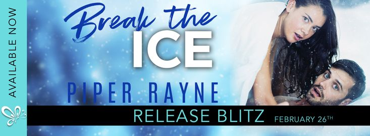 Abibliophobia Anonymous                 Book Reviews: **RELEASE BLITZ**  Break The Ice by Piper Rayne