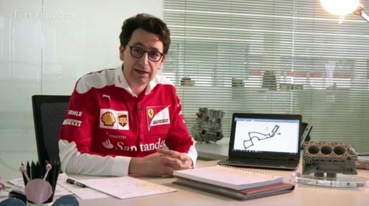Russian Grand Prix Preview With Mattia Binotto (VIDEO)