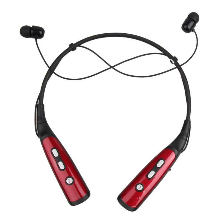 HV-780  Wireless Bluetooth V4.0  Neckband Handsfree Stereo Sports Headset Earphone Support Voice Dialing