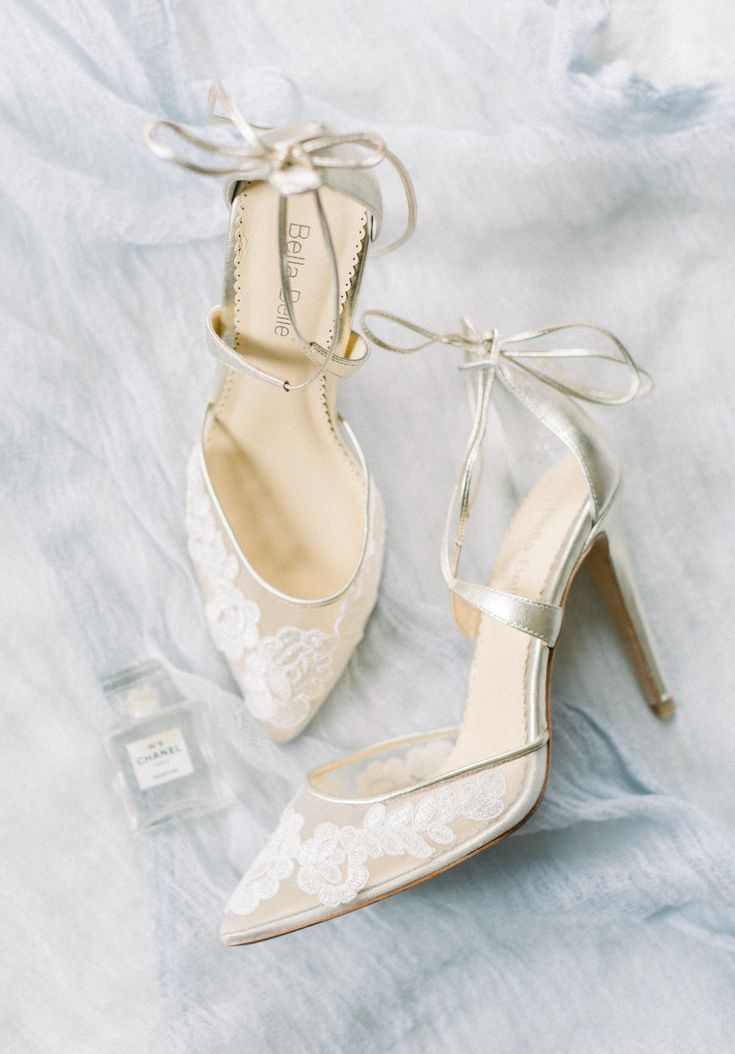 Bridal Lace Shoes Heels In Gold In 2021 Wedding Shoes Gold Heels Wedding Shoes Heels Wedding Shoes Lace