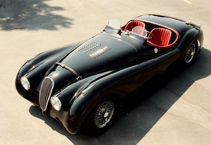 Jaguar - XK120 V12
