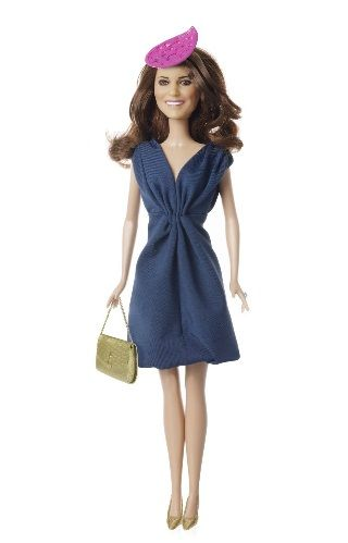 Check out the Kate Middleton Engagement and Wedding doll and The prince william wedding doll. See all the details. Catherine Duchess of Windsor doll. http://stillblondeafteralltheseyears.com/2011/08/kate-middleton-wedding-doll-wears-sheer-pantyhose-british-designers/