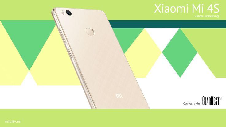 Xiaomi Mi 4S [Unboxing] (Cortesía de @GearBest)