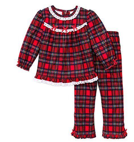 Girls Christmas Pajamas - Infant or Toddler Pant Set (2T)... https://www.amazon.com/dp/B00NLPW6IK/ref=cm_sw_r_pi_dp_x_vzRkybEW432H0