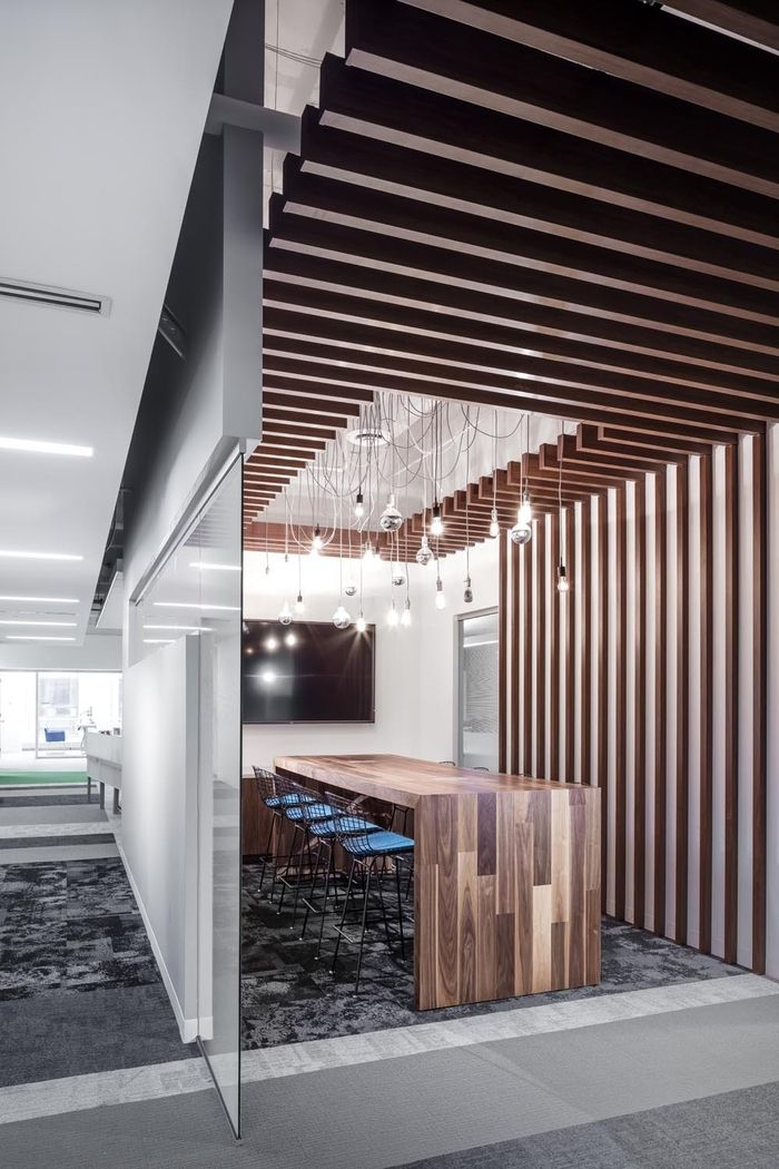 Fish Richardson Office By NELSON