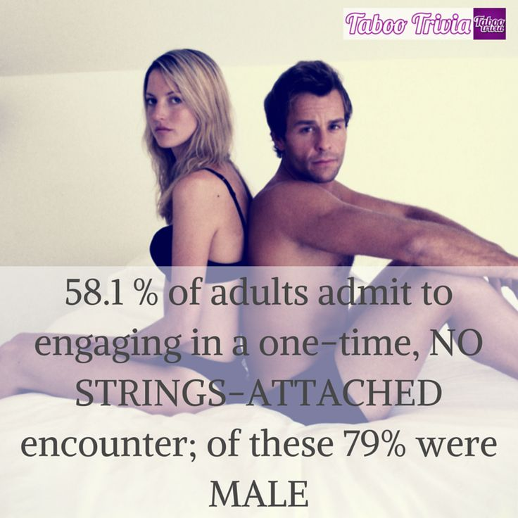 Trivia: Higher or Lower?  58.1% of #adults admit to engaging in a one-time, NO STRINGS-ATTACHED encounter; of these 79% were MALE. Check out your answer here http://tabooga.me/pintowin #TabooTrivia #CasualEncounter #OneNightStand