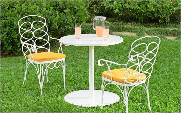 Advantages Of Wrought Iron Garden Furniture Outdoor Wrought Iron Furniture