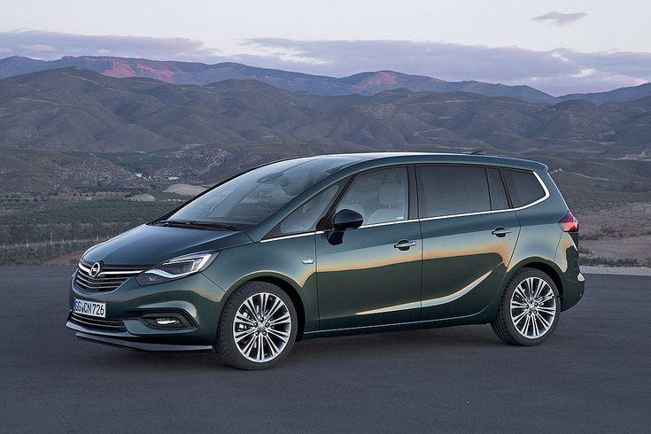 2016 Opel Zafira Tourer 2.0 CDTI