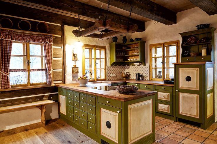 šuplíky, kuchyně do U