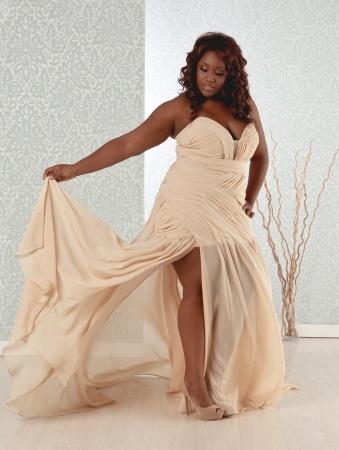 Giavanna Y Plus Size Reception Dress Off Retail