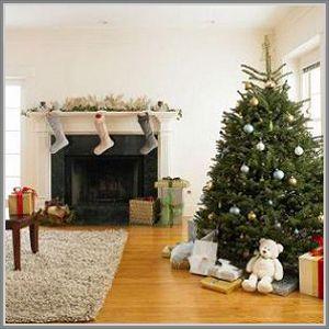 dekorasi rumah natal - http://www.contohdesainrumahminimalis.com/2014/11/dekorasi-rumah.html