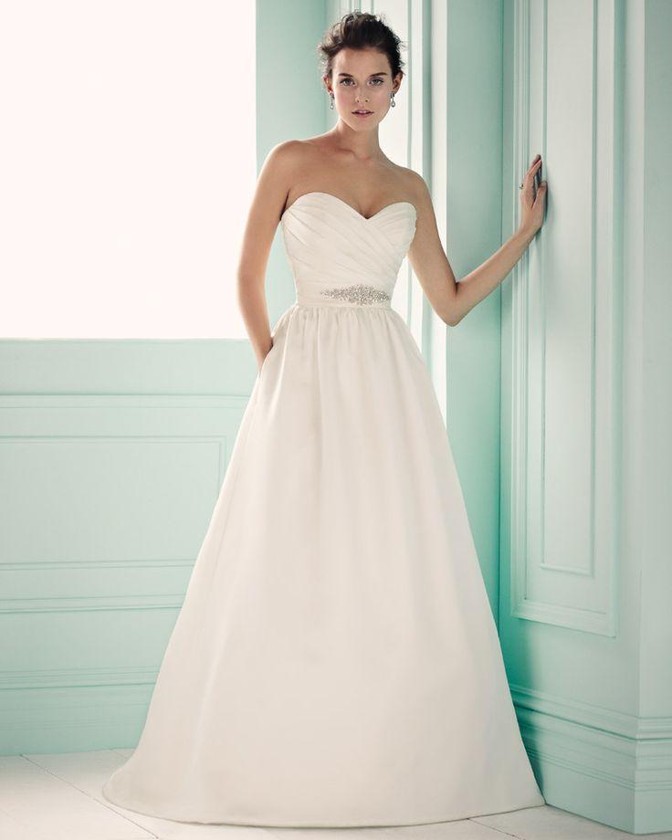 65 best wedding dresses images on pinterest wedding for Used short wedding dresses