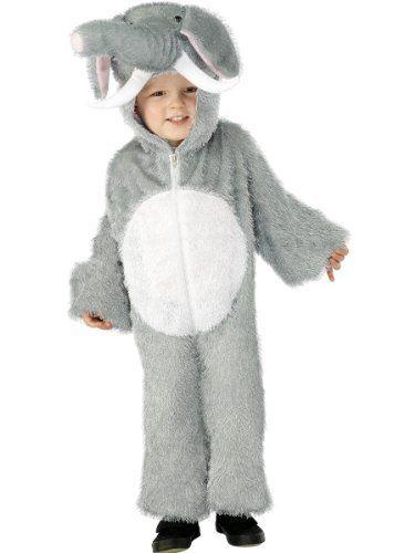 Elefant Kostüm - Kinder- Kostüm von Smiffys, http://www.amazon.de/dp/B003B9AMXM/ref=cm_sw_r_pi_dp_2MHktb0K681Q5