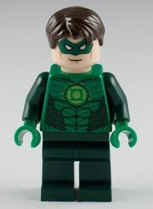 Green Lantern LEGO Super Heroes Minifigure