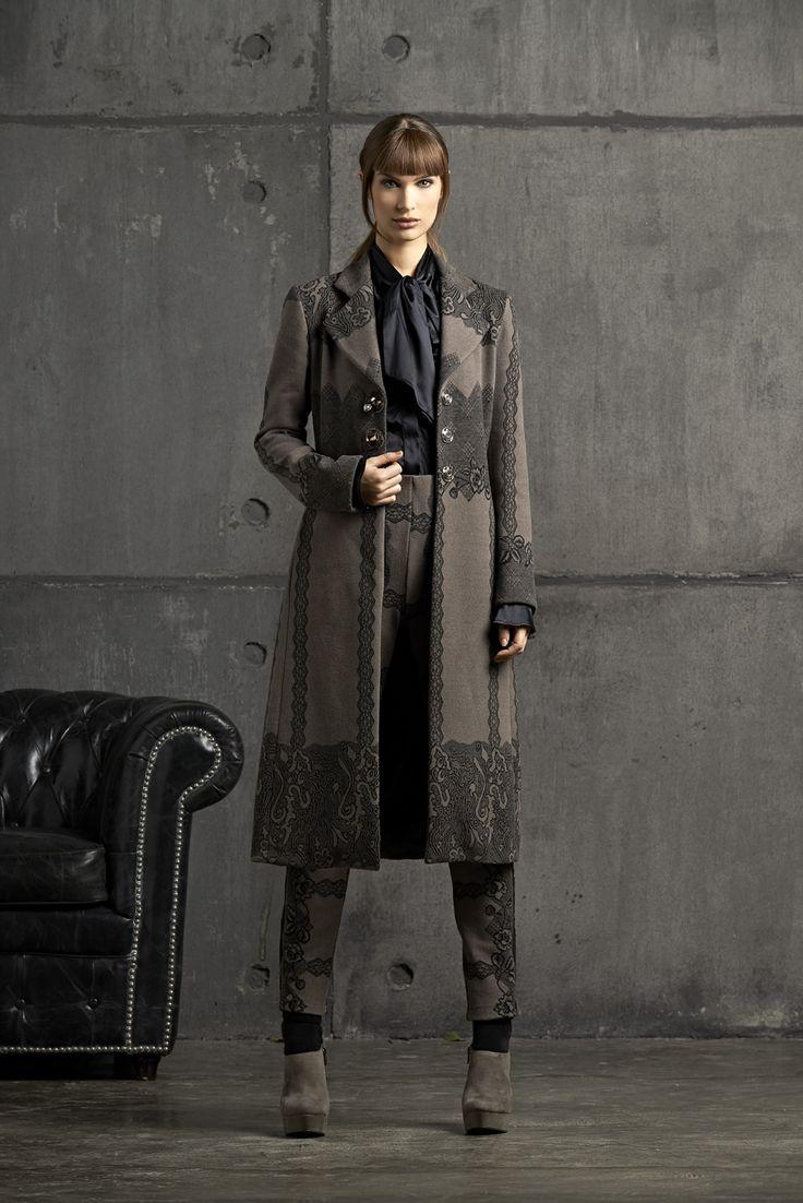Sonia Fortuna FW 2014-15 Coat