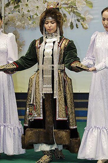 Yakut Princess
