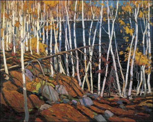 In The Northland - Tom Thomson (1877-1917)