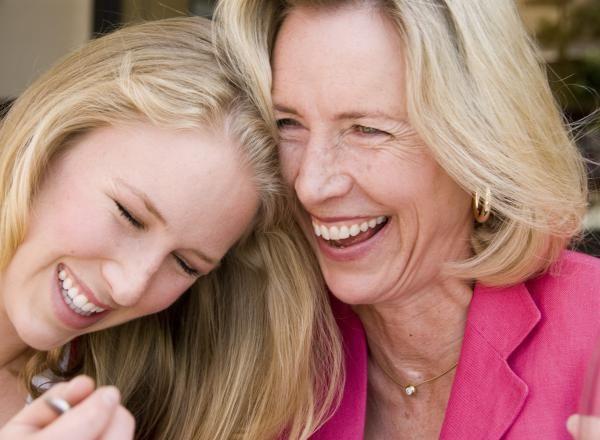 Mutter-Tochter-Beziehung: Hilfe, ich bin wie meine Mutter!