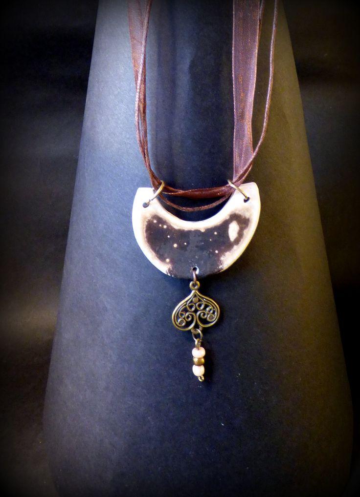 Jewellery with obvara technique 4