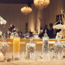Candy Buffet Table: how to