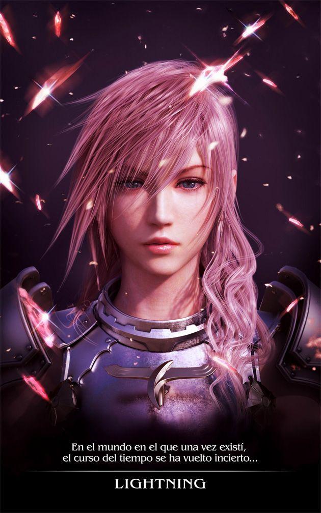 'Final Fantasy XIII-2′, batalla entre Lighting y Caius con fecha en Japón