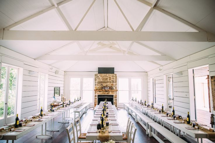 The dining hall at Mindaribba House | PHOTO CREDIT: Matts Photography | @mattsphotoau