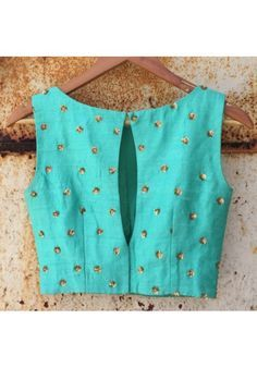 The Peach Project - Mint Sarah Blouse