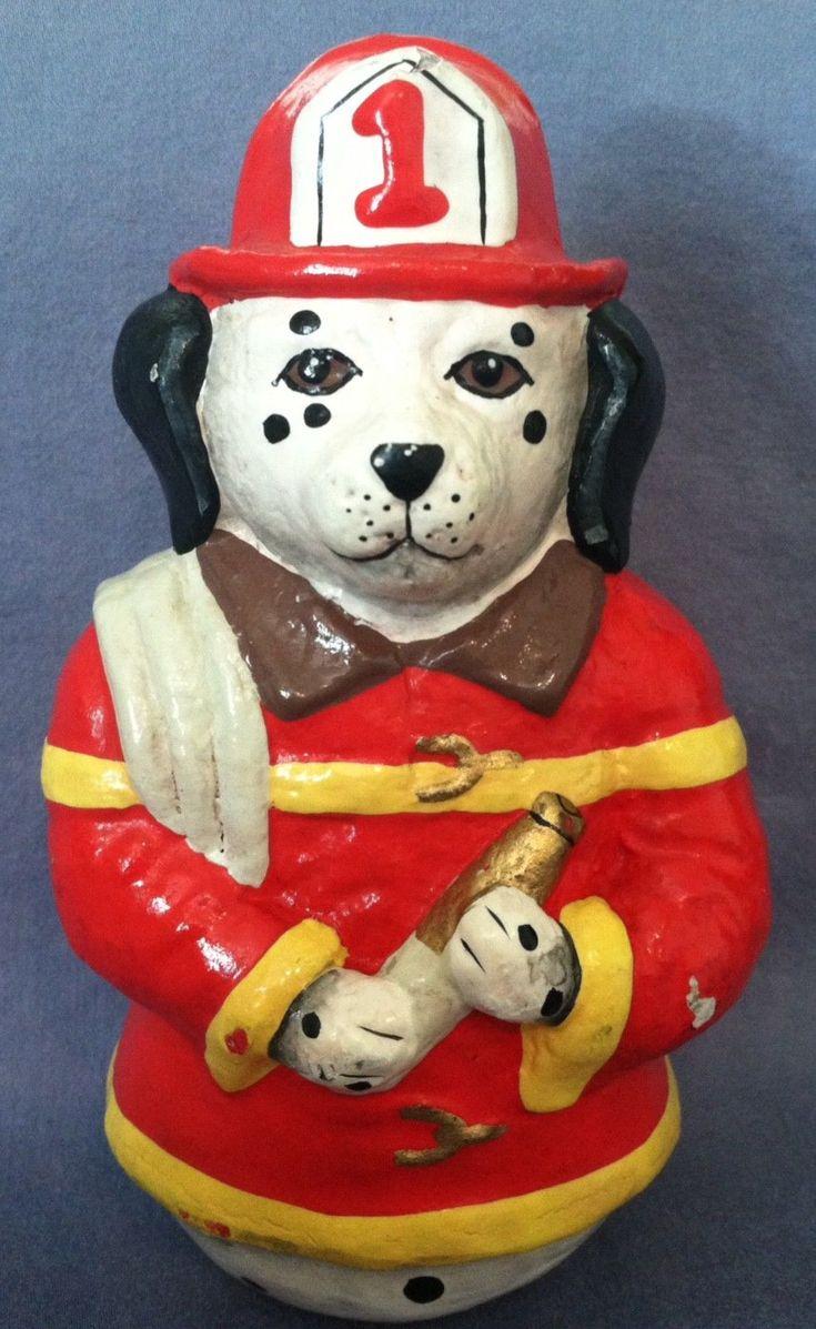 Antique Celluloid Fireman Dog Figure Firehouse Dalmation Firefighting Toy Dog  | Toys & Hobbies, Vintage & Antique Toys, Celluloid | eBay!