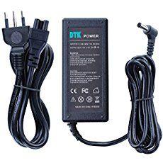 DTK® 12V 5A 60W Caricabatteria Adattatore Alimentatore per Monitor a Schermo LCD TFT, LED, TV, NAS, HD Esterni, Pico-PSU, Router, Hub, Caricatori alimentatori Caricabatterie Connettore: 5.5mm X 2.5mm