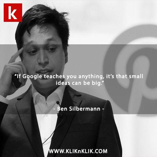 "And people said ""Mbah Google"" #bensilbermann #pinterest #senin #mondayfunday #kliknklik"