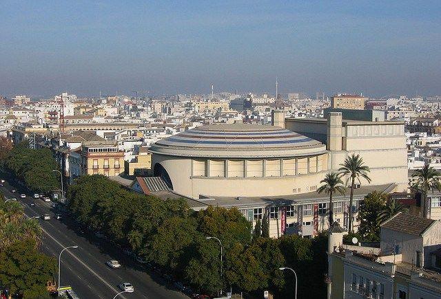 El Teatro Maestranza - Sevilla