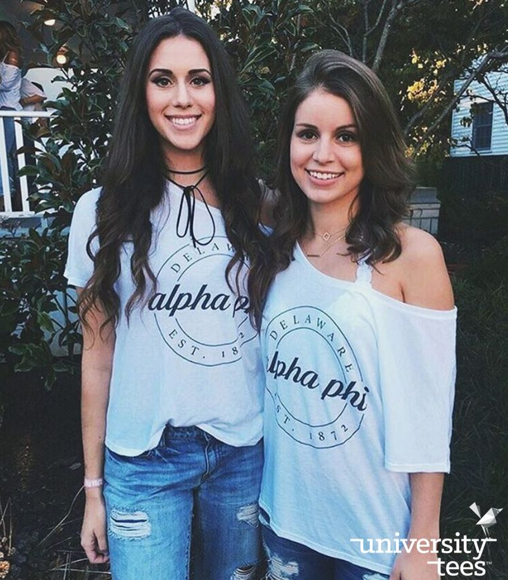 be extαφrdinary! | Alpha Phi | Made by University Tees | universitytees.com