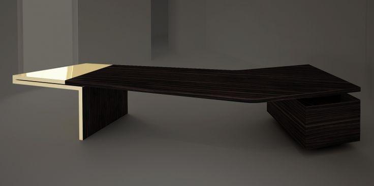 Thierry Lemaire | Clelia Desk (custom)