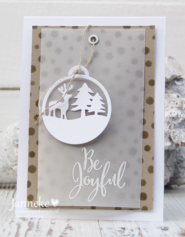 Stampin' Up! - Bloghop -