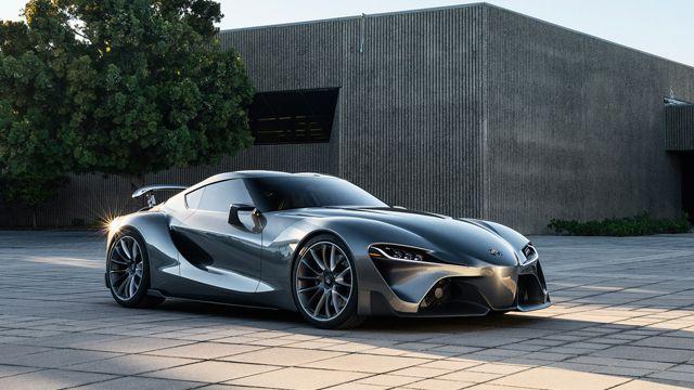 Nouvelle Toyota Supra : rendez-vous en 2018