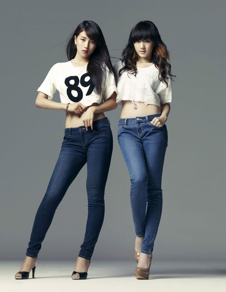 Miss A Suzy and Jia