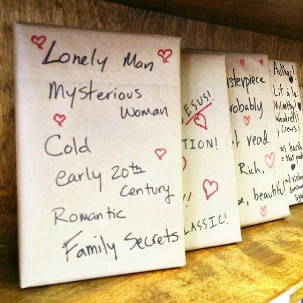 blind date with a book  great idea to tailor to the children(especially while learning about parts of a story - plot points/pov/character traits)