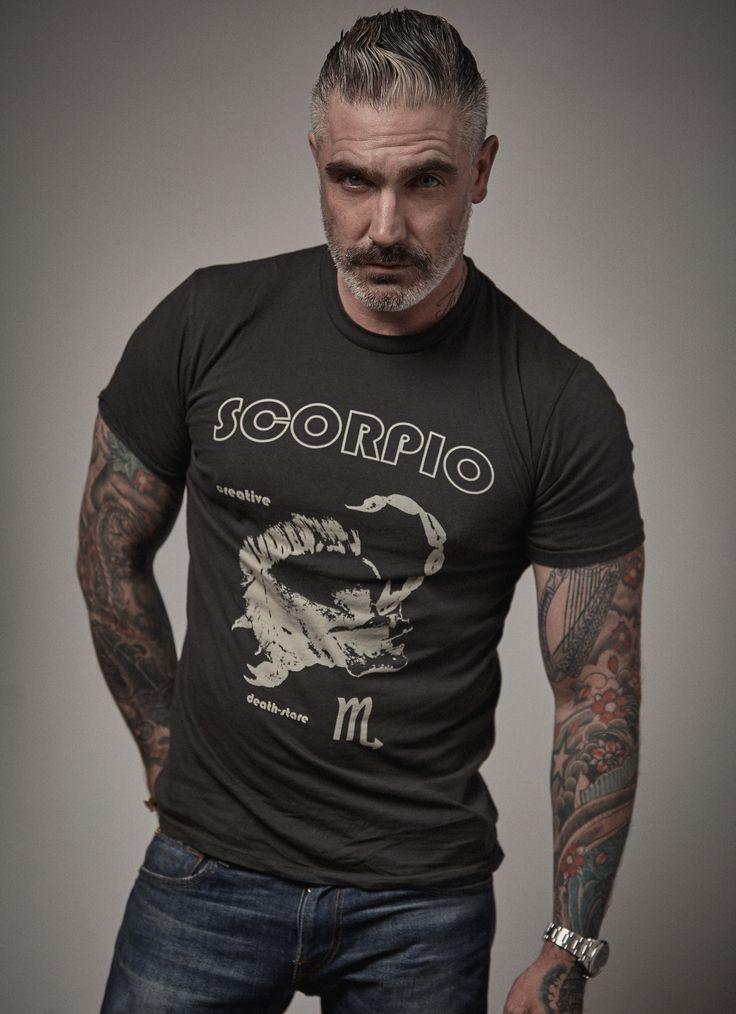 Sheehan & Co. Scorpio Zodiac Tee