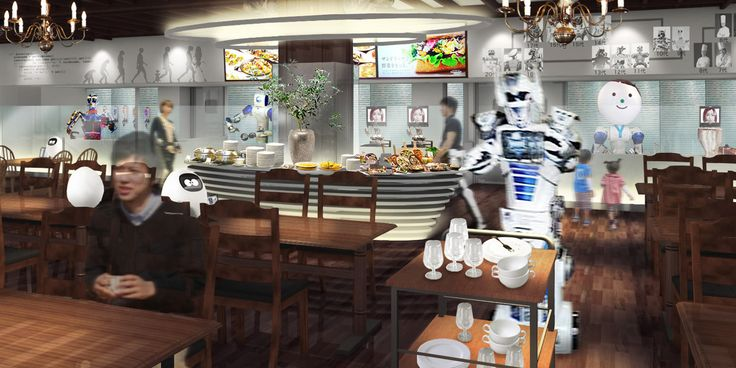 """Today in Robot News: A Japanese theme park is opening a """"robot kingdom"""" run by androids  via @HPLifestyle"""