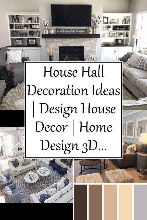 House Hall Decoration Ideas Design House Decor Home Design 3d Games Hall Decor House Design Design