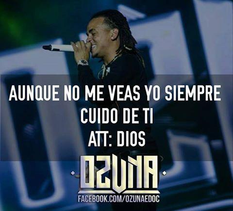 #frases #ozuna #genero #urbano #canciones #Dios