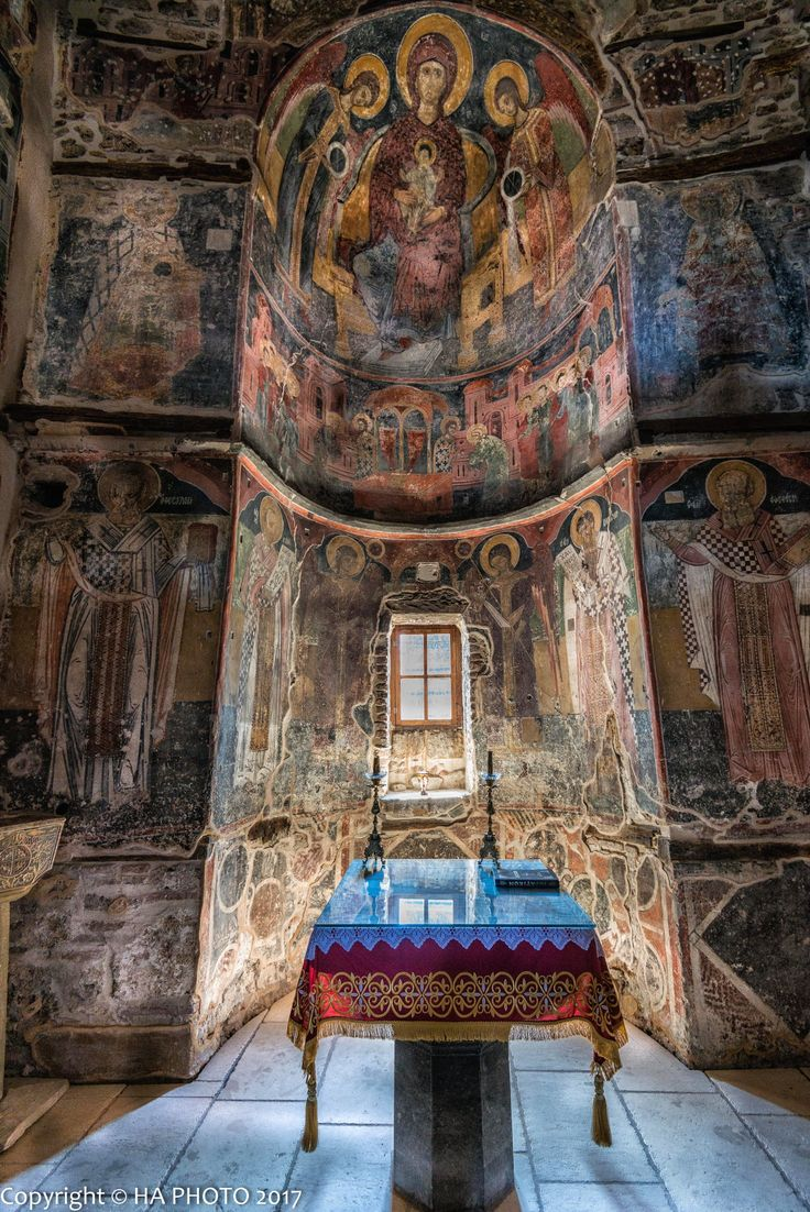 Church of the Virgin Mary, Edessa, Greece