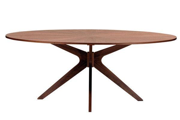 Tisch-oval-Star-Masssivholz