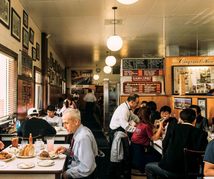 The most authentic old-school restaurants are in the fakest-seeming place on earth , and we've got the martinis, ultrarare prime rib, and tuxedoed servers to prove it. It's time to get (and eat) real in L.A.