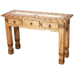 31 best Rustic Pine Console Tables images on Pinterest